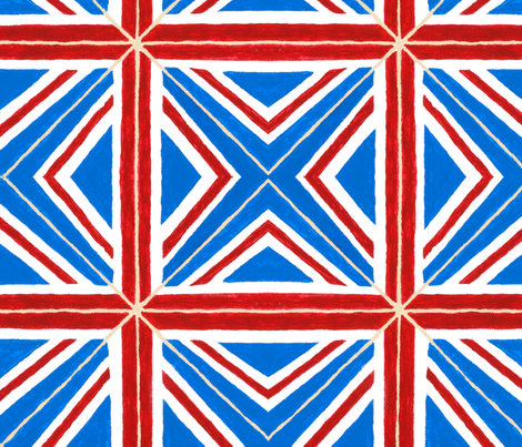 Brit fabric by sarahbriggs on Spoonflower - custom fabric