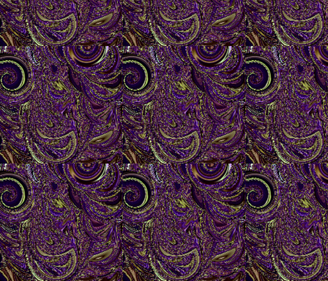 purplepurple-ed-ed fabric by esthers on Spoonflower - custom fabric