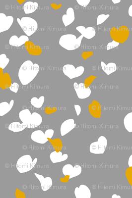 KATSURA in Gray and Yellow