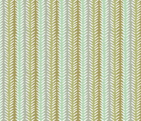 HERRINGBONE in Natural fabric by hitomikimura on Spoonflower - custom fabric