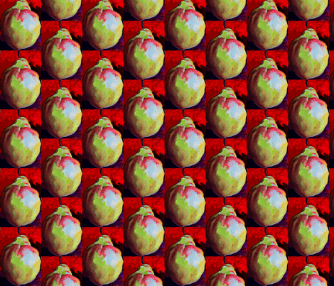 pear-ed fabric by rohlfjoanis on Spoonflower - custom fabric