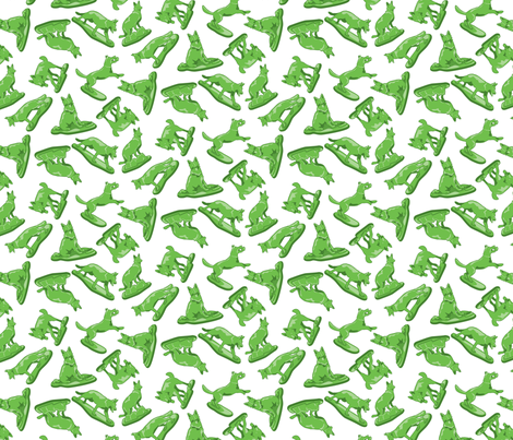 Friend In Deed fabric by ravenous on Spoonflower - custom fabric