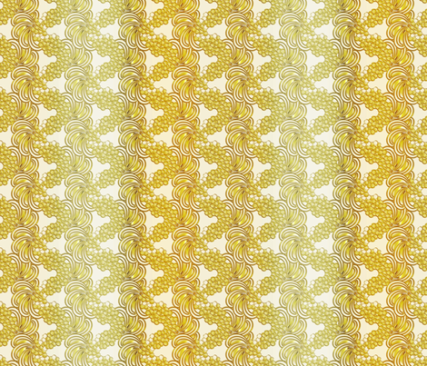 Fool's Gold fabric by joanmclemore on Spoonflower - custom fabric