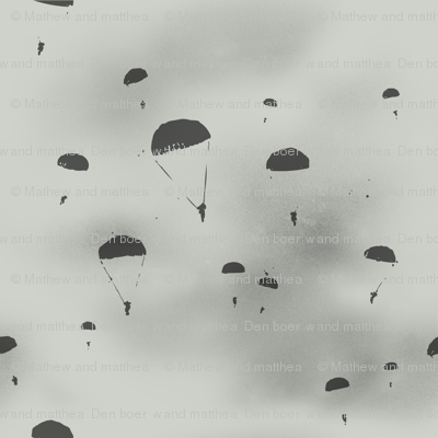 The paratroopers