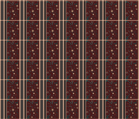 Dark Quilt fabric by eppiepeppercorn on Spoonflower - custom fabric