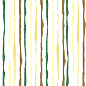 Sunny sunflower stripe