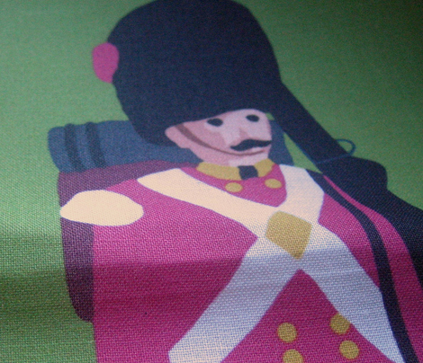 tin soldier cerise olive