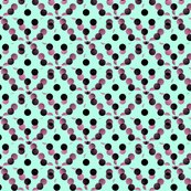Black_and_pink_dots_on_mint_green_background_shop_thumb