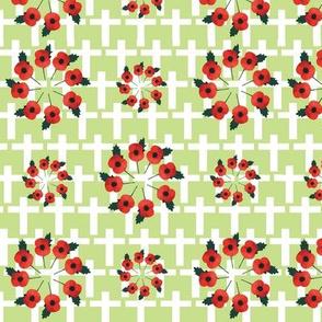 Poppy Day Green