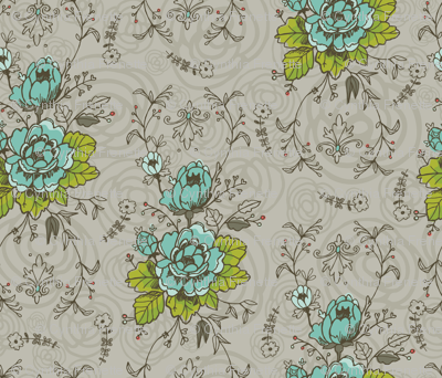 Funky Floral