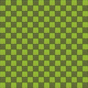 brilliant weeds - green check