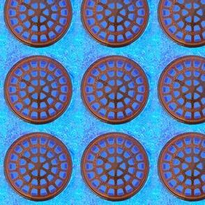 manhole mandala