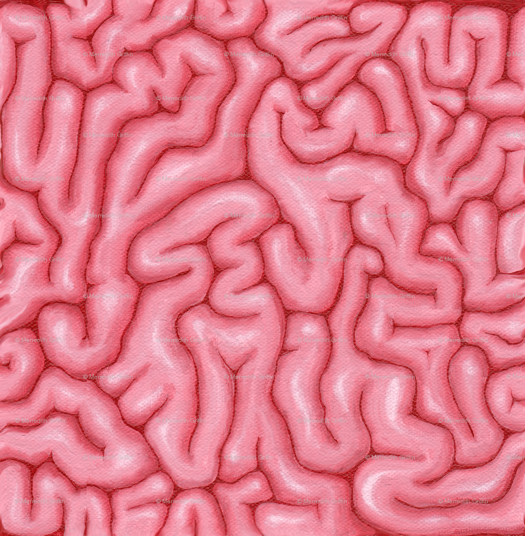 brain pattern wallpaper - photo #2