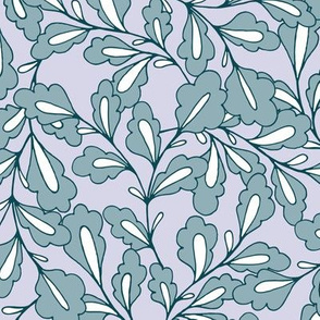 Jack - Decorative Leaves by WRKDesigns