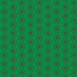 Plaid-Candy-Cane-Green-Background