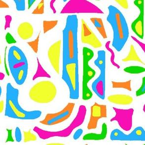 pastel puzzle