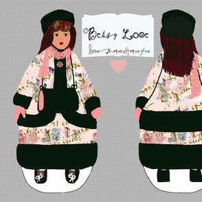 Betsy Love doll