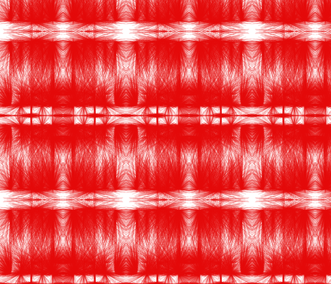 Wild in red fabric by charldia on Spoonflower - custom fabric