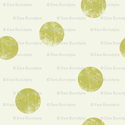 Big dots olive