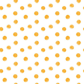 Big dots orange
