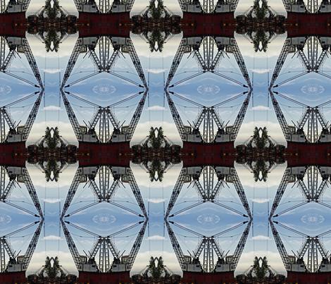 delta crane fabric by codalion on Spoonflower - custom fabric
