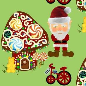 Gnomeville Santa