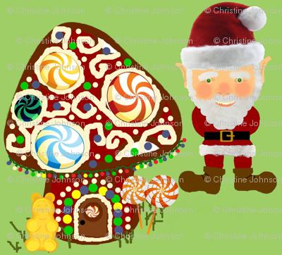 Gingerbread Shroom