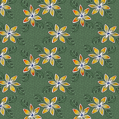 tropicale fabric by glimmericks on Spoonflower - custom fabric