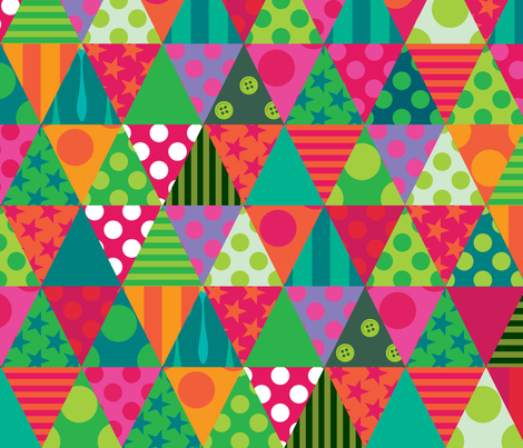 Christmas Cloth fabric by spellstone on Spoonflower - custom fabric
