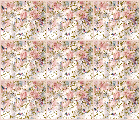 Beginnings ans borders fabric by karenharveycox on Spoonflower - custom fabric
