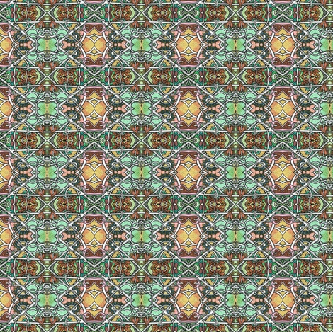 Olivia fabric by edsel2084 on Spoonflower - custom fabric