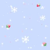 Strawberry Snow