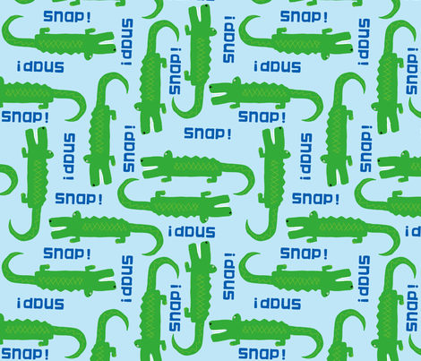Snap fabric by lydia_meiying on Spoonflower - custom fabric