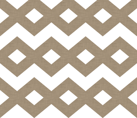 cross criss_burlap fabric by holli_zollinger on Spoonflower - custom fabric