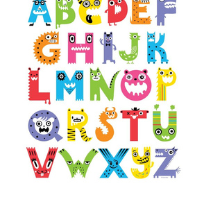 alphabet_monsters
