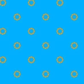 Aperture Dot (blue)