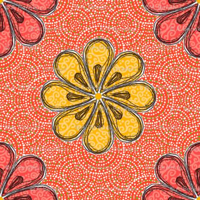 Valencia Flowers