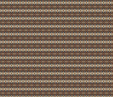 Window_Leaves fabric by glennis on Spoonflower - custom fabric