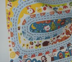 Boardgame calendar 2012!