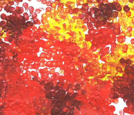 Spots - 5 fabric by heytangerine on Spoonflower - custom fabric