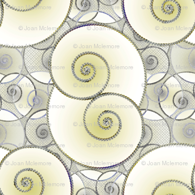 Patina Spiral