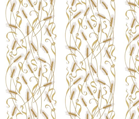 Rart_nouveau_wheat_wallpaper_shop_preview