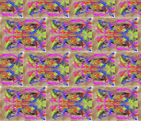 JamJax Gothe Patch fabric by jamjax on Spoonflower - custom fabric