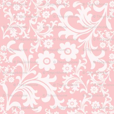 Pink Floral Medley