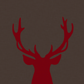 simple red deer