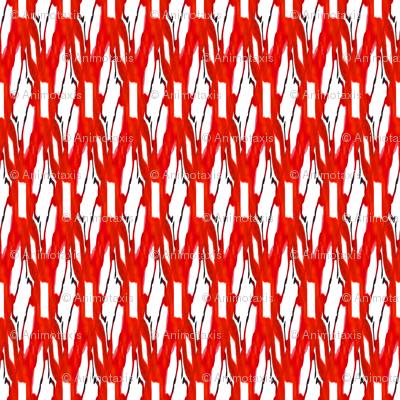 Red Fox Pattern, L