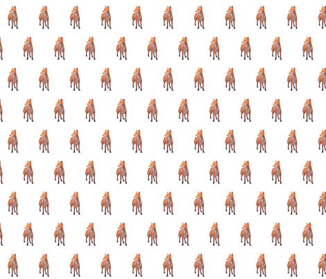 Alert Red Fox, S