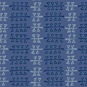 Triangulated (Cobalt)