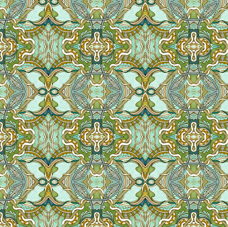 When I Become a Millionaire fabric by edsel2084 on Spoonflower - custom fabric
