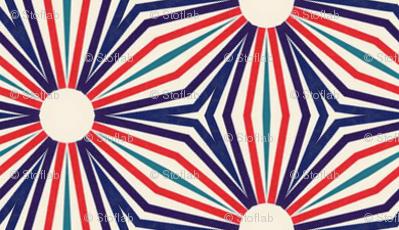 Vintage Chesterfield Stripes